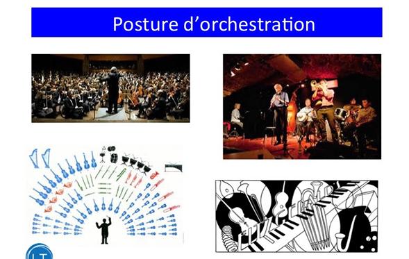 posture d'orchestration